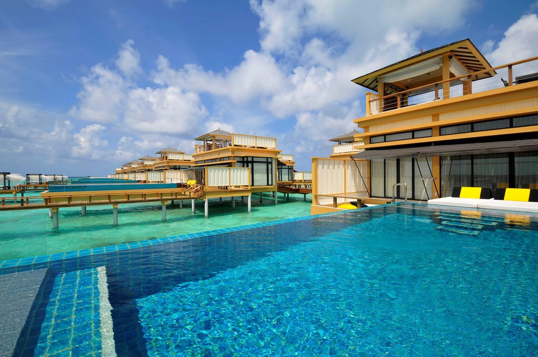 苏州到马尔代夫旅游线路 上海美佳直飞马尔代夫Angsana Velavaru